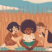 Buone letture - Senza rossetto newsletter