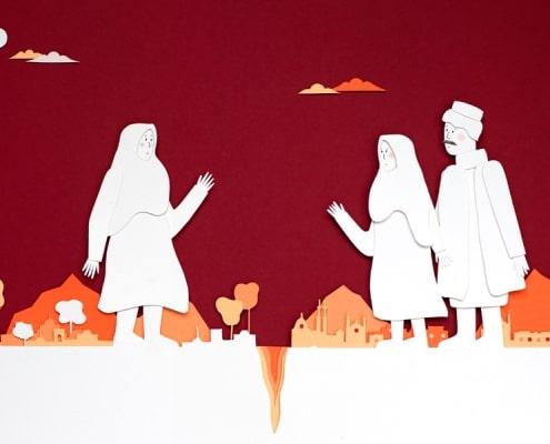 Illustrazione di Milly Miljkovic per Senza rossetto